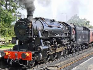 Ergin Ulkar Machinist - TYE Rail26
